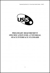 USIS Requirement Specification document